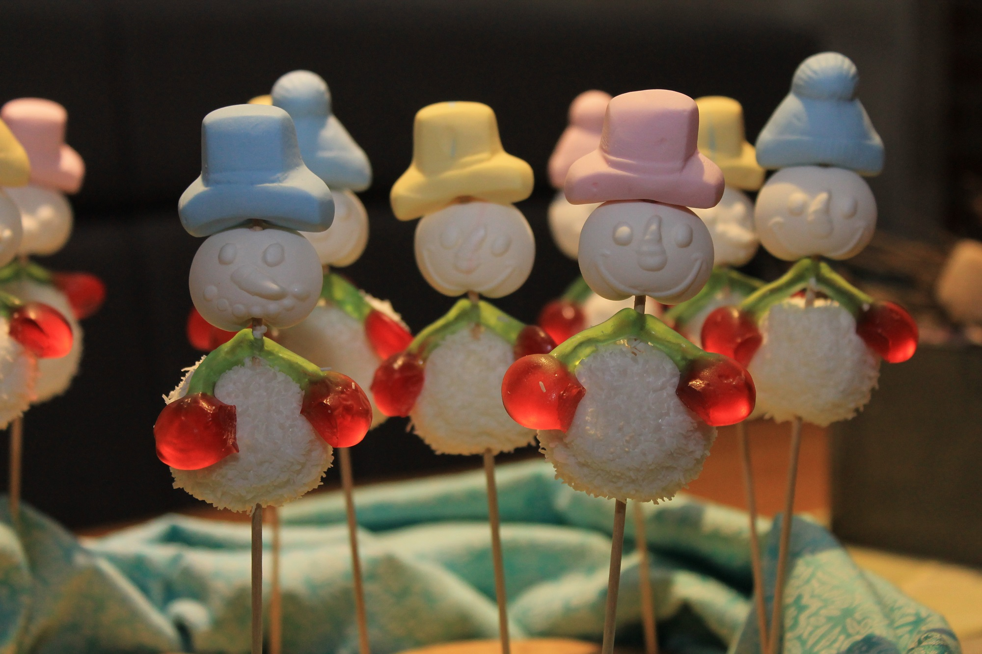 Süßigkeiten- Lollies