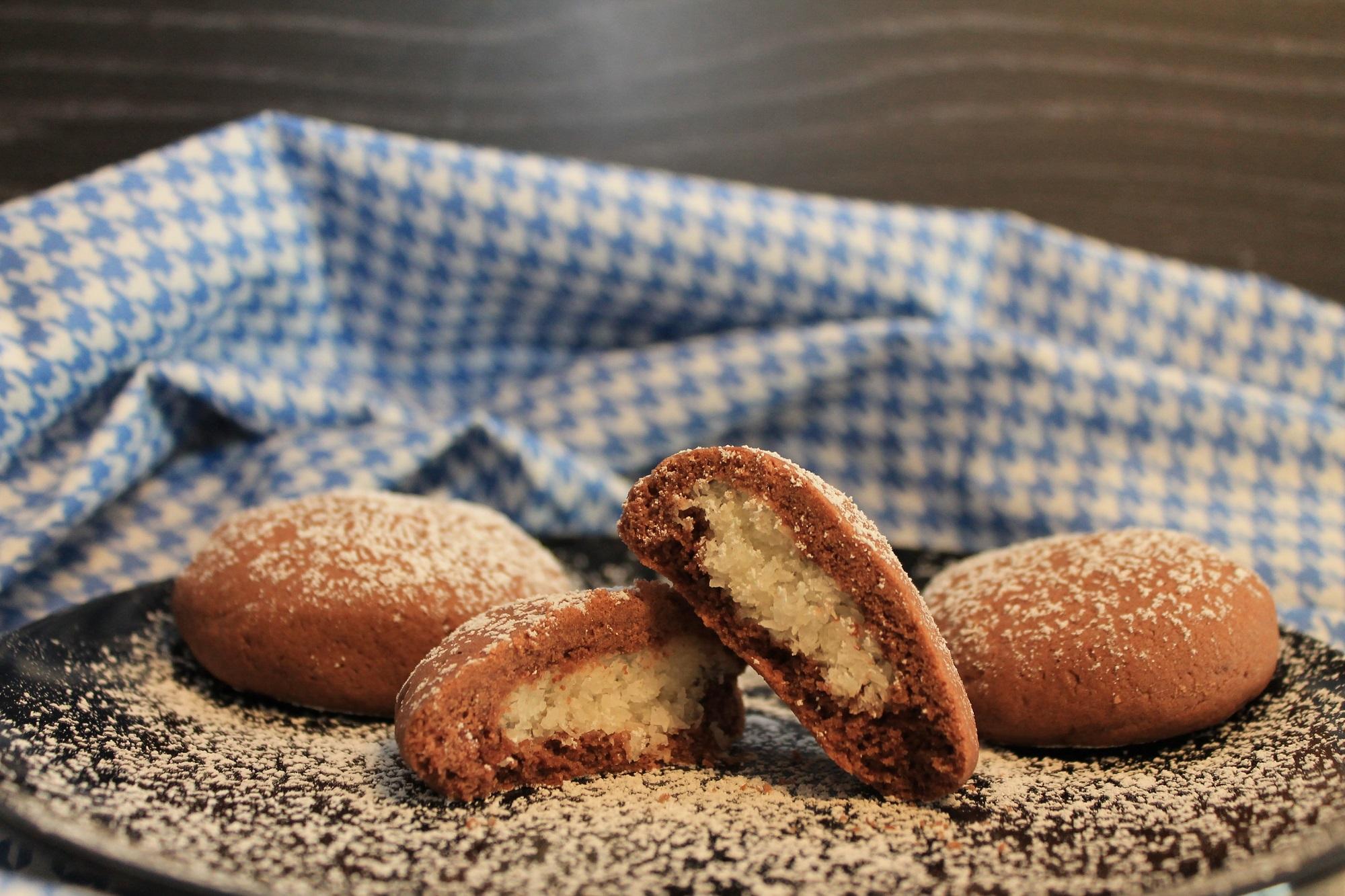 Schoko- Kokos- Kekse